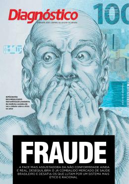 Edição 20 Fraude no sistema de saúde