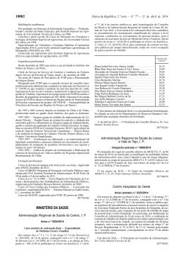 Aviso n.º 5224/2014