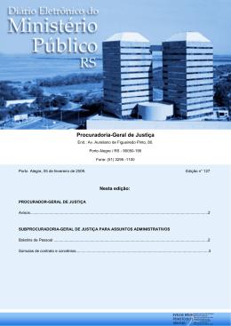 Procuradoria-Geral de Justiça