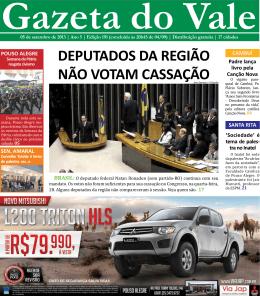 191 - Gazeta do Vale