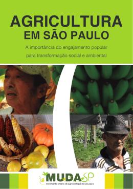 Agricultura em São Paulo