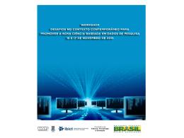 Acesso Aberto à Informação Científica, 16 11 2015