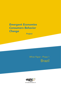 Brazil - Eight Sustainability Platform
