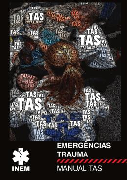 EMERGÊNCIAS TRAUMA Manual TaS
