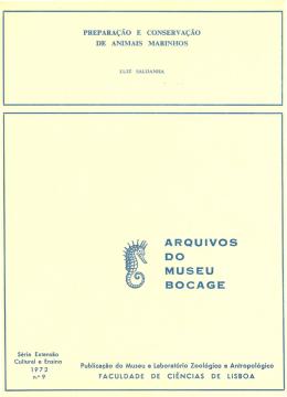 ARQUIVOS DO MUSEU BOCAGE