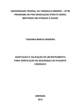 Dissert Tassiana M Moreira