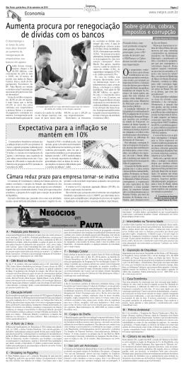 Página 3 - Empresas & Negócios