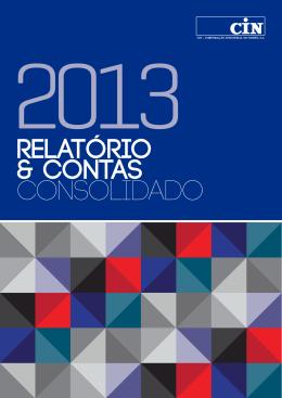 RELATÓRIO & CONTAS CONSOLIDADO