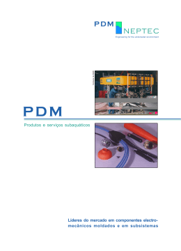 PDM NEPTEC - Teledyne Oil & Gas