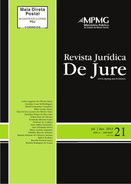De Jure - Revista Pensamiento Penal
