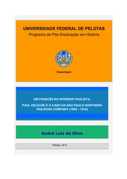 ANDRÉ LUIZ DA SILVA - Guaiaca