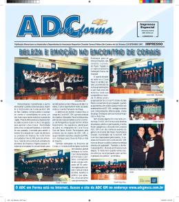 Setembro 2007 - ADCGM São Caetano do Sul