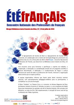 (Braga) Biblioteca Lúcio Craveiro da Silva, 22 | 24 de julho de 2014