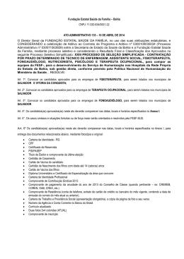 Ato Administrativo n° 135