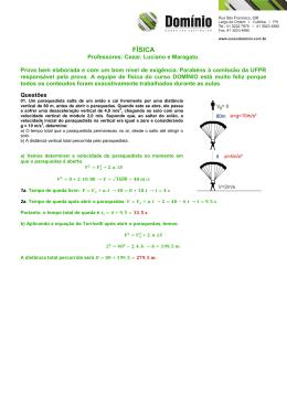 Física - Curso Domínio