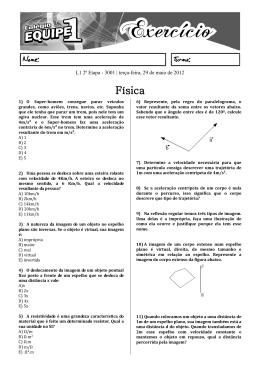 Física - Equipe1
