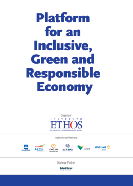 Platform for an Inclusive, Green and Responsible
