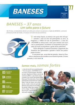 Informativo BANESES Nº 77