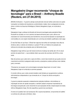2.10 Entrevista Reuters Port