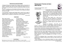 ANTÓNIO MARIA CLARET - Paróquia de Mira Sintra