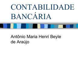 Antônio Maria Henri Beyle de Araújo