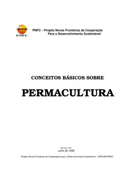 PERMACULTURA - Instituto de Estudios del Hambre (ieh)