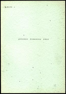 p# 5^ 1 6 2 antônio ferreira neto - Arquivo Público do Estado de São