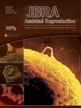 JBRA Assist. Reprod. | V. 16 | nº5 | Sep-Oct / 2012