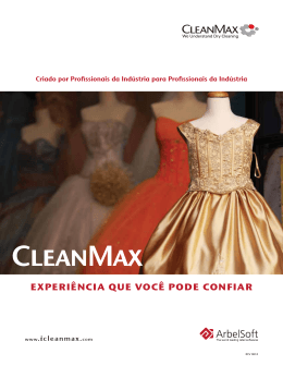 CleanMax - Arbelsoft