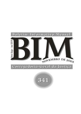 Corregedoria-Geral da Justiça - Tribunal de Justiça do Estado do