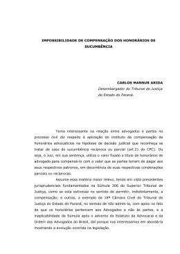APELAÇÃO CÍVEL Nº 271 - Ordem dos Advogados do Brasil