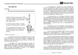 Capítulo 4 – Tilt e Null Fill