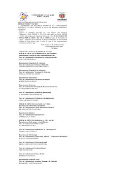 Edital PRORH nº 24/2013 - Universidade Estadual de Ponta Grossa