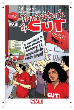 15 ANOS de Organização da Juventude da CUT
