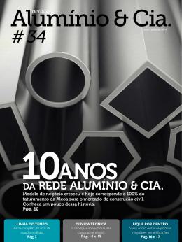 dA rede AluMínio & CiA.