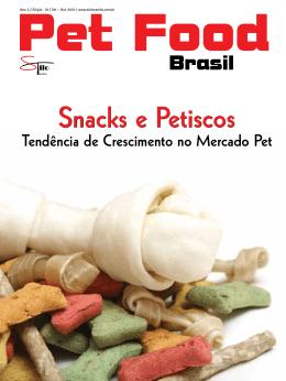 Revista Pet Food Brasil ano 2, ed. 10, set-out 2010, p