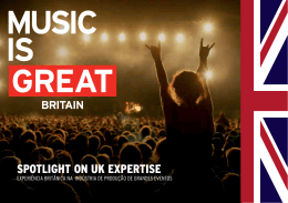 Spotlight on UK ExpErtiSE