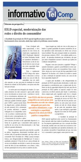 Informativo Telcomp 63
