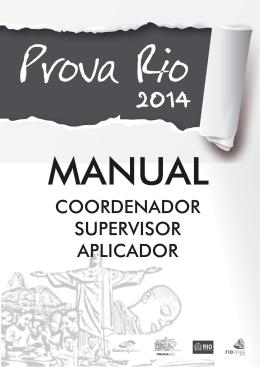 MANUAL+DE+APLICAÇÃO+2014_PROVA RIO