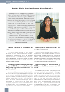 Andréa Maria Humbert Lopes Alves D`Amico