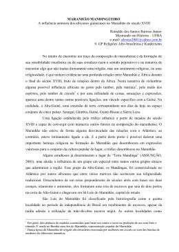 Em 1806, o baiano Luis Antonio de Oliveira Mendes, recitou