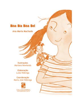 Bisa Bia, Bisa Bel de Ana Maria Machado