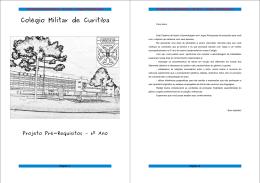 Língua Portuguesa - Colégio Militar de Curitiba