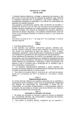 Decreto-Lei n.º 130/92 de 6 de Julho O presente diploma destina