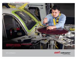 personalização, manutenção, reparo e revisão