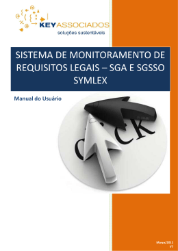 sistema de monitoramento aos requisitos legais