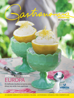 Revista Gastronomia Jan