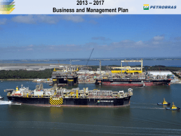 2013 – 2017 Business and Management Plan