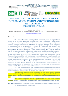 an evaluation of the management information system and