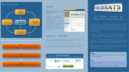 Rebrats Activities Website Database – Sisrebrats The Brazilian